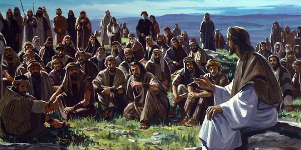 Jesus sermon on mount