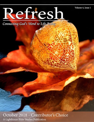 Refresh Oct 2018 cover